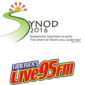 Synod 95FM Interview Fr. Eamonn Fitzgibbon And Rose O'Connor