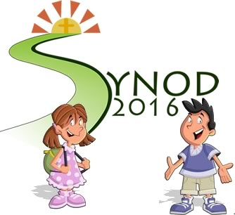 Childrens Page on Synod 2016 website
