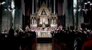 Synod Closing Mass at St. Johns Cathedral