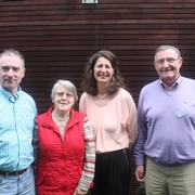 <div>Kilcolman/ Coolcappagh Parish Delegates: Joe O'Connor, Kathleen Cremin, Sinead Dundon, Michael McDonnell</div><div><br></div>